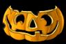 Pumpkin round degrade 1