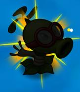Skyshooter silhouette