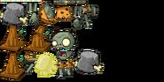 Zombie primitive