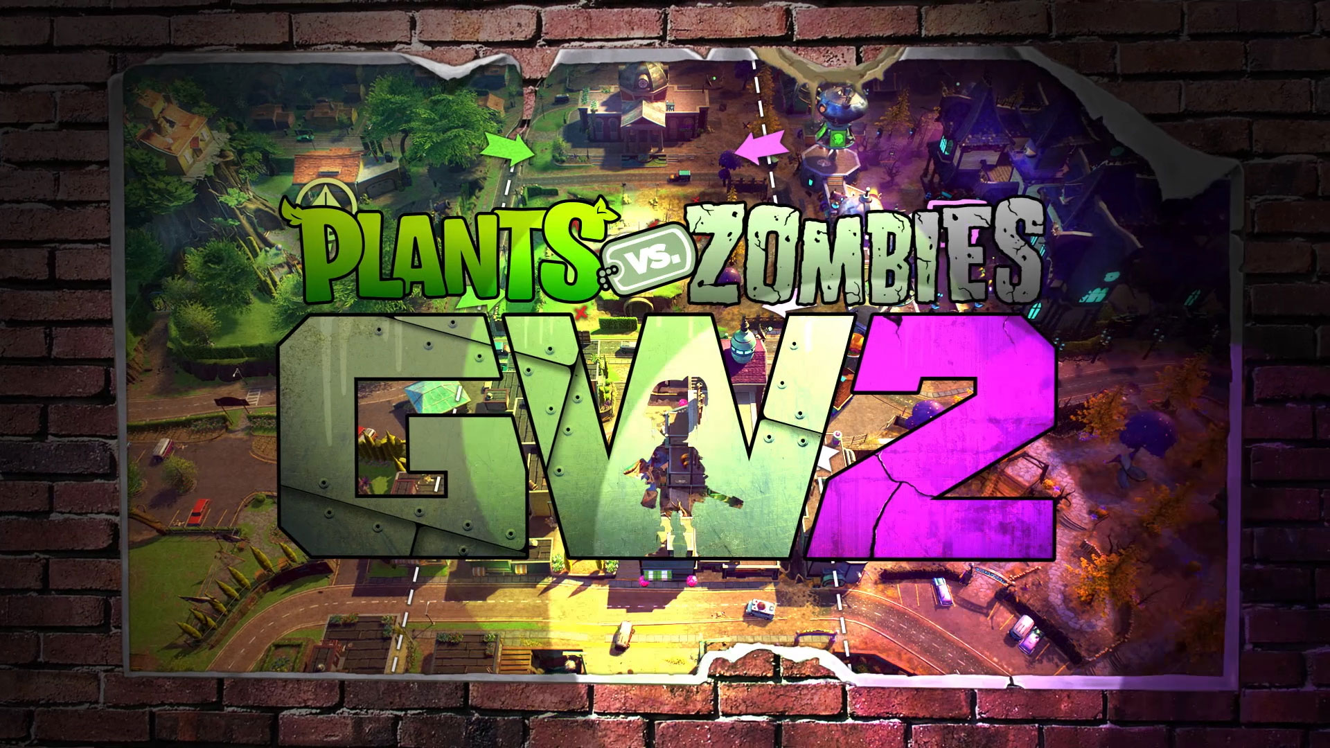 image - gw2 wallpaper | plants vs. zombies wiki | fandom powered