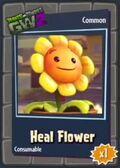 Heal Flower GW2