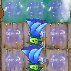 Vùng sáng của Moonflower lan tới tất cả các ô, kể cả trên mặt nước ở <a href=
