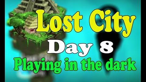 Plants Vs Zombies 2 Chinese Lost City Day 8 Playing in the dark