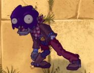 Poisoned Basic Cowboy Zombie 2
