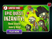 Epic Quest - Inzanity Ad
