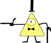 Bill cipher 3 by dan shattered heart-d6h4czs