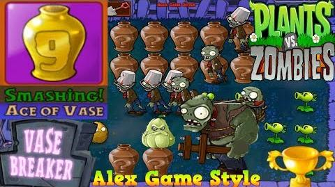 Plants vs. Zombies - Puzzle Vasebreaker Achievement Smashing! Ace of Vase (Android HD) Ep