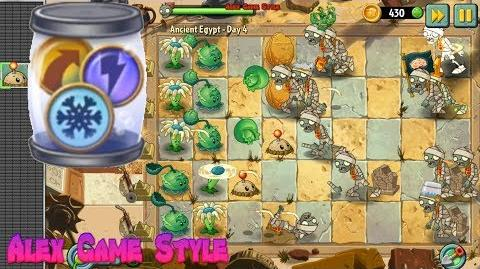 Plants vs. Zombies 2 Ancient Egypt Day 4 (Ep