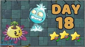 Plants vs Zombies 2 China - Steam Ages Day 18 Player's Choice 《植物大战僵尸2》- 蒸汽时代 18天-0