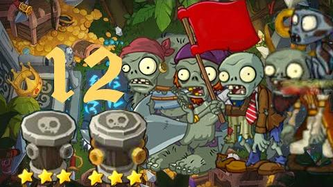PvZ Online - Adventure Mode - Treasure Island 12