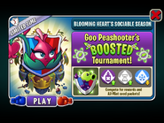 Blooming Heart's Sociable Season - Goo Peashooter's BOOSTED Tournament