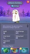Ghost Zombie Almanac 2