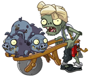 HD Pig Carrier Zombie