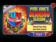 Pyre Vine's Searing Season