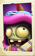 Rainbow Bass Imp PvZ3 portrait