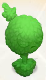Beet topiary