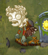 Bust Head Zombie In-Game