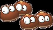 Chestnut Squad's Projectile