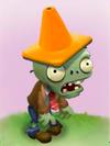 Conehead ZombieA