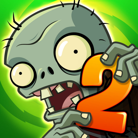 File:Plants Vs. Zombies™ 2 It's About Time Square Icon (Versions 4.5.1).png