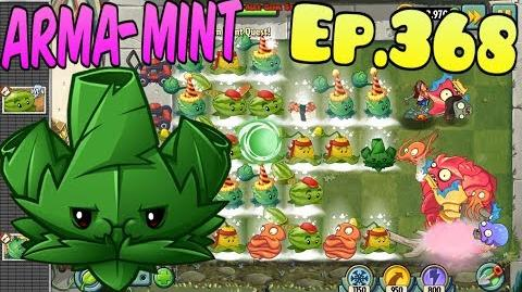 Plants vs. Zombies 2 - ARMA-MINT - Quest, Max level Quest (Ep.368)