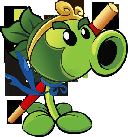 Image  Samurai Repeaterpng  Plants vs Zombies Wiki  FANDOM