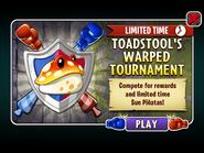 Toadstool's Warped Tournament