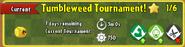 Tumbleweed's Rumble Season - Tumbleweed's Tournament