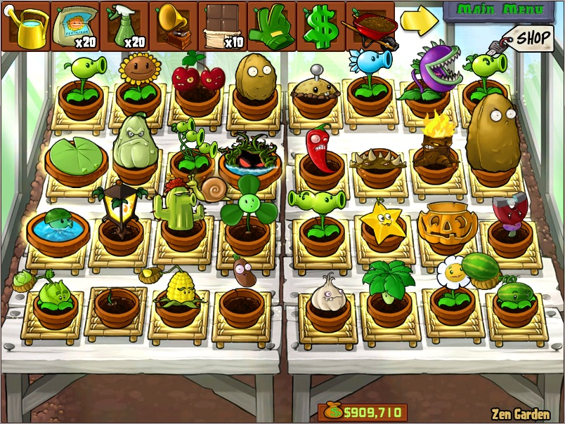 zen garden plants vs zombies plants vs zombies wiki fandom
