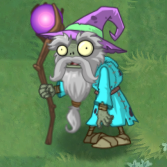 Easter Wizard Zombie