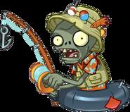 Fisherman Zombie HD