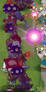 Healer Zombie heals poison