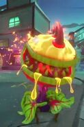 Carnivora de Fuego juego