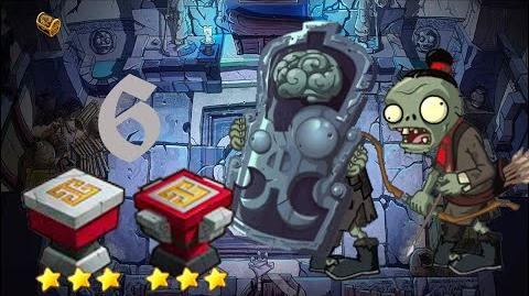 PvZ Online - Adventure Mode - Mausoleum Advent 6