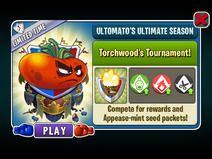 Ultomato's Ultimate Season - Torchwood's Tournament