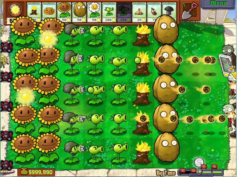 Big Time | Plants vs  Zombies Wiki | FANDOM powered by Wikia