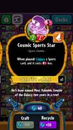 CosmicSportsStarStats
