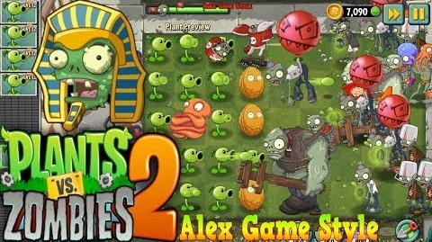 Plants vs. Zombies 2 Plant Preview - Premium Plant Quest (Ep