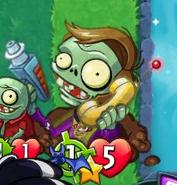 Giant Teleport Zombie