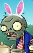 March hare zombie