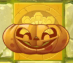 Pumpkin gold tile