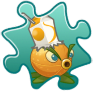 Citron Costume Puzzle Piece