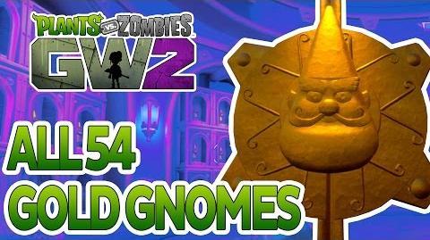 Plants Vs Zombies Garden Warfare 2 All 54 Golden Gnome Locations
