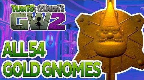 Plants Vs Zombies Garden Warfare 2 All 54 Golden Gnome Locations