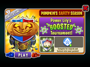 Pumpkin's Safety Season - Power Lily's BOOSTED Tournament