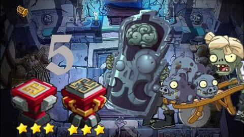 PvZ Online - Adventure Mode - Mausoleum Advent 5