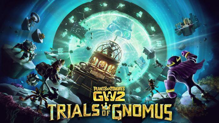 Trials of Gnomus DLC | Plants vs  Zombies Wiki | FANDOM