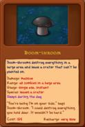 Doom-shroom's alamanac