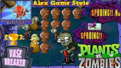 Plants vs. Zombies - Puzzle Vasebreaker Another Chain Reaction (Android Gameplay HD) Ep