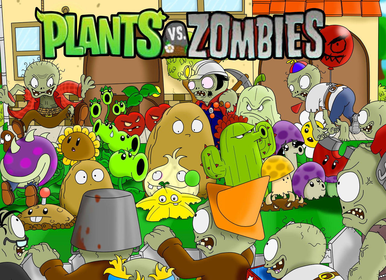 image - plants vs zombies wallpapersuperlakitu-d5jrpu1